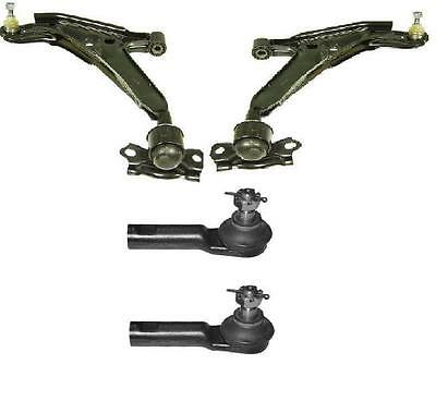 For Nissan Primera P11 96-02 Lower Wishbone Arms 2 Track Rod Ends