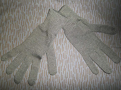 Czech Republic Military (Army) knit winter wool-blend gloves