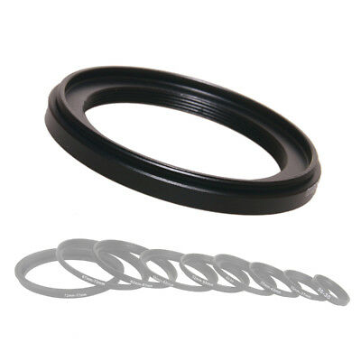 Metal 62mm to 46mm 62-46mm 62-46 Stepping Step Down Ring Filter Adapter