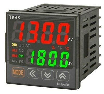 Industrial Digital PID Temperature Controller TK4S-14RN Relay 1 alarm output