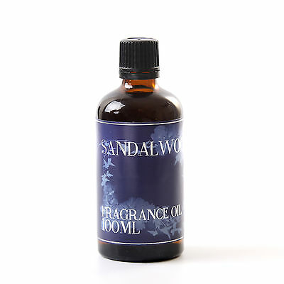 Sandalwood Fragrant Oil - 100ml (FO100SAND)