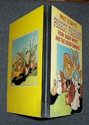 Disney's Forest Friends from Snow White 1938 VF Clean!