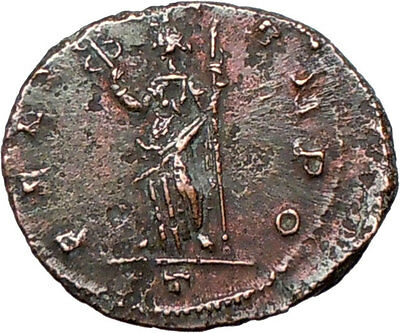 AURELIAN  270AD Ancient  Roman Coin GOOD LUCK Possibly Unpublished  i27946