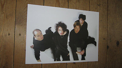 The Cure Robert Smith Great New Group POSTER