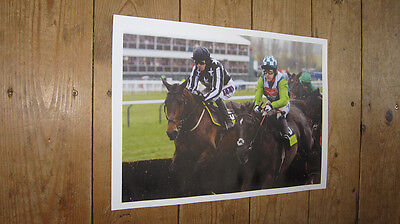 Imperial Commander and Denman Horse Racing Legends POSTER