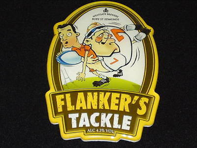 Beer Pump Clip - Flanker's Tackle #2