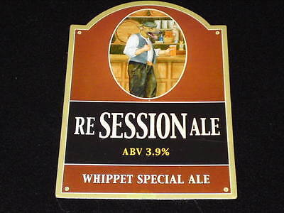 Beer Pump Clip - Re Session Ale