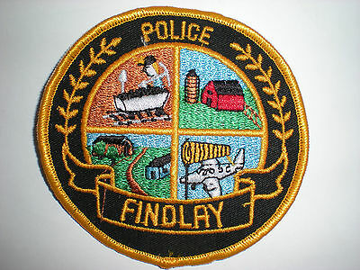 Findlay, Pennsylvania Police Department Patch