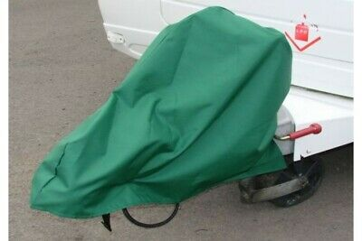 Maypole Caravan & Trailer Weatherproof Green Coupling Hitch Cover Protector