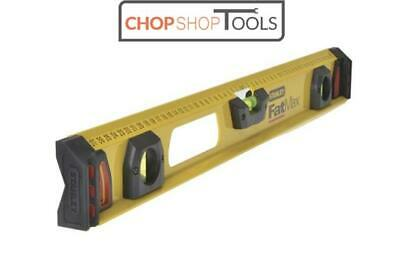 "Stanley FatMax I Beam Level 120cm/1200mm/48""/4ft 1-43-555"