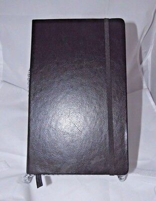Pella Paper Black Faux Leather Hardback Escalada Sketch Writing Journal
