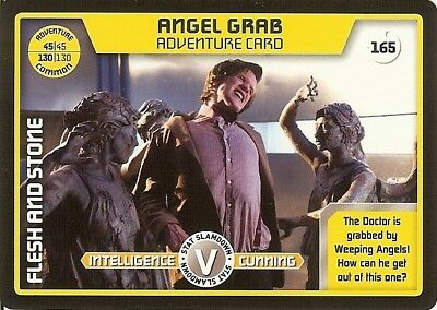 Dr Who Monster Invasion - 165 Angel Grab