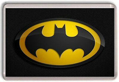 Batman Logo Fridge Magnet