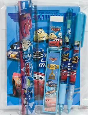 Disney Cars Lightning McQueen Doc Hudson Wingo Stationary Set Party Supplies