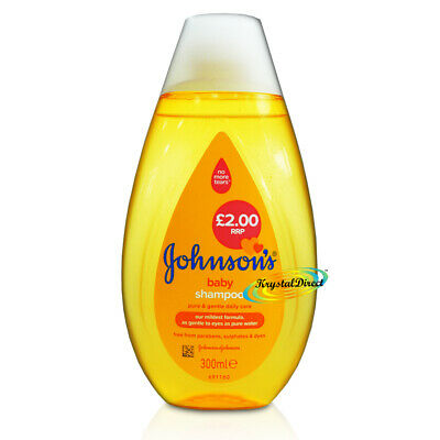Johnsons Baby No More Tears Shampoo 300ml