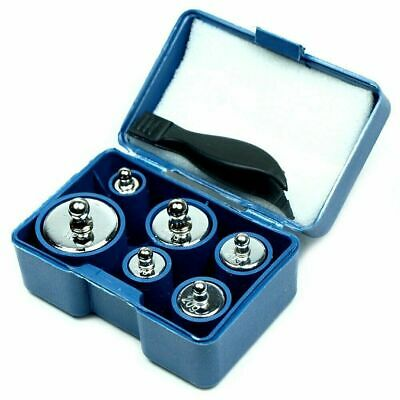 200g calibration weight set with 5g 10g 20g 50g 100g weights