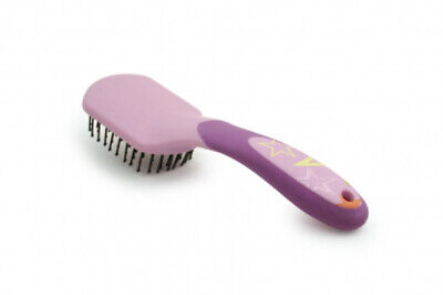 Bentley Slip Not mane & tail brush various colours Pink only left.