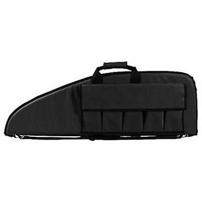 "NcSTAR 38"" Black SWAT Police Hunting Tactical Rifle Gun Carrying Bag Case Pouch"