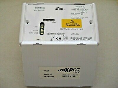 £30 Apollo 55000-875 APO XP95 240v Mains Input Output