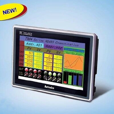 HMI graphic drawing touch panel GP-S070-T9D6 RS232C RS422 USB Ethernet interface