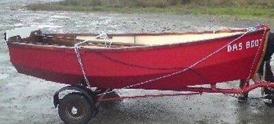 Boat Building Plans for RYE BAY 10 & 12 Plywood Dinghy by STANLEY SmallCraft