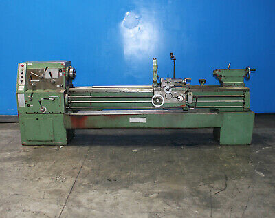 "18""/25"" Swing x 80"" Center AFM Andychow Engine Lathe Metal Turning Machine"