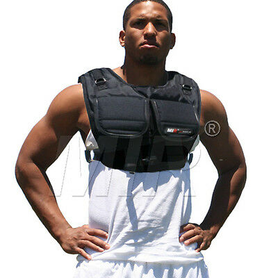 MIR® -  Weighted Vest/Plate Weight Vest-Up to 40lbs/ NEW! Check Our Feedback!