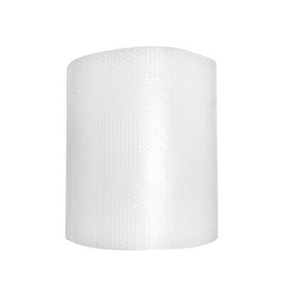 NEW 375mm x 50M Meters Bubble Cushioning Wrap Roll - CLEAR 10mm Bubble