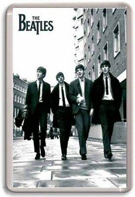 The Beatles Fridge Magnet