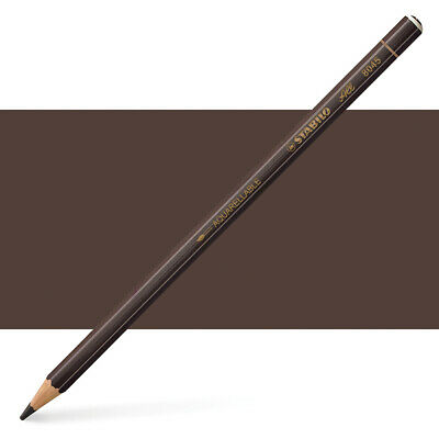 Swan Stabilo Chinagraph All Surface Pencil Brown