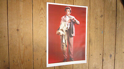 Peter Falk Columbo Posed Great POSTER