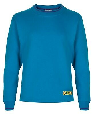 OFFICIAL BEAVER SWEATSHIRT NEW STYLE all Sizes. Official Supplier.
