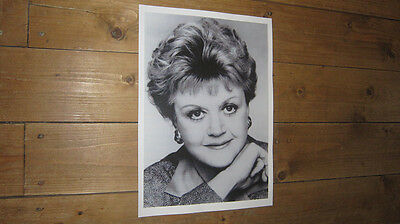 Murder, She Wrote Angela Lansbury Great POSTER