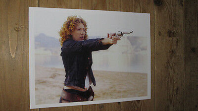 River Song Alex Kingston Great New POSTER
