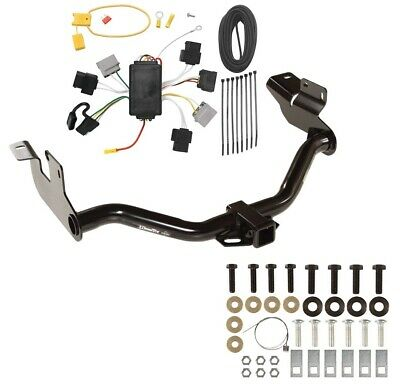 TRAILER WIRING HARNESS Kit For 08-12 Ford Escape 08-11 Mazda ... on
