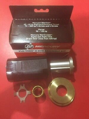 Mercury Outboard Propeller Hub Kit Flo-Torq II perfect to keep as a spare