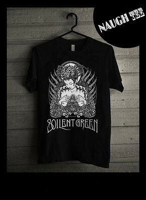 SOILENT GREEN tee Sludge metal band grindcore T-shirt  Sz S M L XL 2XL 3XL