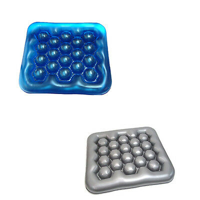 Wheelchair cushion Air/Water Pressure Sores Bedsore Preven. Sedentary Workers
