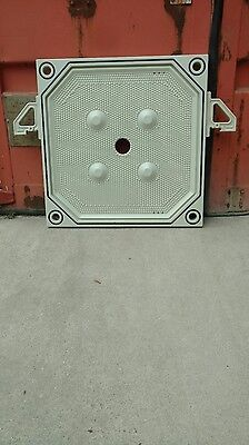 New Jwi 630 Cgr Filter Plates For Filter Press,new In Stock,630 Price $175