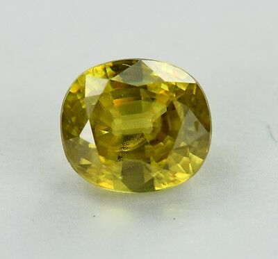 1.17 Carats Natural Sphene - Cushion