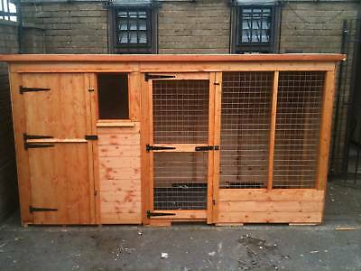 10 x 4 dog kennel and run cheapest about for quality