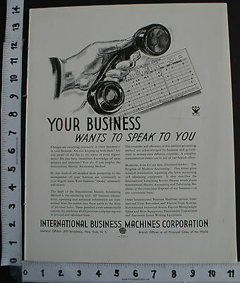 1934 International Business Machines