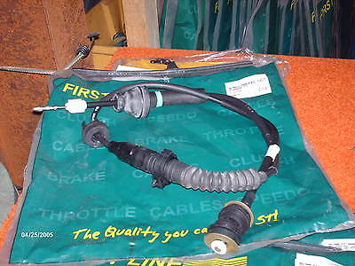 Peugeot 405  1.9TD / 2.0i  Clutch Cable 1992~97  FKC1401  FIRST LINE OE Quality