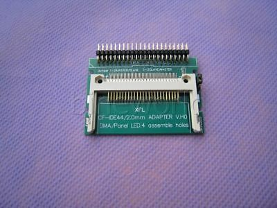 "Compact Flash CF to 44 Pin 2.5"" IDE(Male) Adaptor Converter Card"