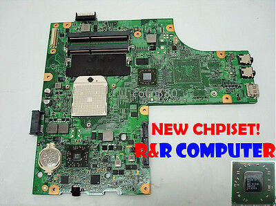 EXCHANGE!!DELL M5010 CN-0YP9NP 0YP9NP YP9NP AMD MOTHERBOARD+NEW CHIPSET+Copper
