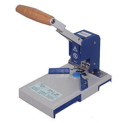 "Corner Cutter / Rounder Heavy Duty Machine 3 Dies Included 1/4"" 1/8"" 3/8"""