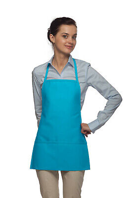 Daystar Aprons 1 Style 215 two pocket bib apron ~ Made in USA