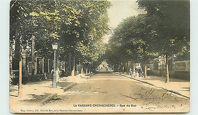 94-CHENNEVIERES-Rue du bac