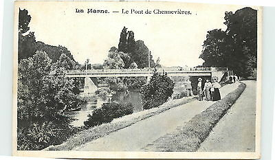 94-CHENNEVIERES-Le pont