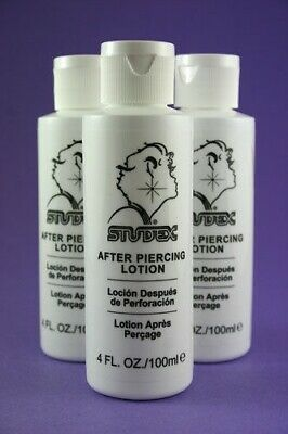 Studex Ear Piercing After Care Lotion 100Ml -Brand New- Various Quantites